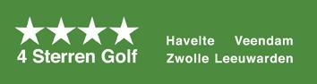 Logo 4 Sterren Golf